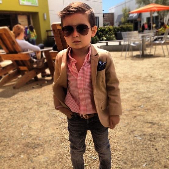 Dapper Babies The Trendy Photographer